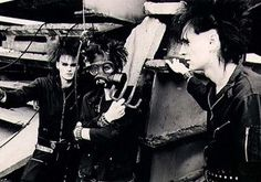 Everyone's favourite Industrial animal rights activists Skinny Puppy