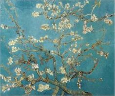 exodus 25 31-36 almond blossom by Van Gogh- Google Search