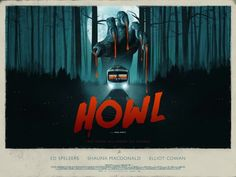 Howl (2015) by Paul Hyett.