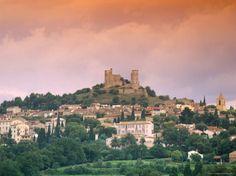 Village of Cogolin, Var, Cote d'Azur, Provence, France