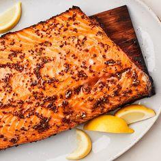 87 of Our Best Hanukkah Recipes 87 Beste Chanukka-Rezepte Grilled Fish Tacos, Grilled Salmon Recipes, Grilled Seafood, Grilled Meat, Grilling Recipes, Fish Recipes, Seafood Recipes, Cooking Recipes, Lean Recipes