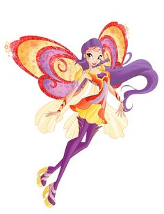 Tine bloomix fairy of time from winx club