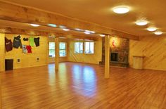The Fireside Room, located in the Retreat Center, is a large meeting room. Great for groups up to 66 to hold meetings.