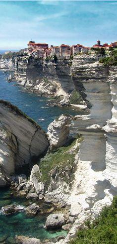 #Bonifacio, #Corsica, #France http://en.directrooms.com/hotels/subregion/2-8-1396/