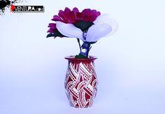 Chumash Vase ***(Hand Carved)*** by Pottery11ForU on Etsy