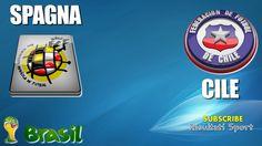 SPAGNA - CILE - Mondiali Brasile 2014 - 18-6-2014 - Diretta live in streaming