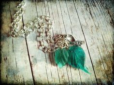 Just what is Polycystic ovary syndrome. http://www.pcos-treatment.net/what-is-pcos.html PCOS Teal Awareness Necklace 084