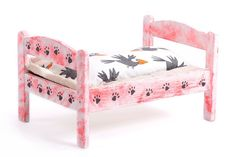 Dogs must have ~ Must Haves, Toddler Bed, Dogs, Furniture, Home Decor, Handarbeit, Child Bed, Decoration Home, Room Decor