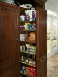 Diy kitchen cabinets ideas & plans that are easy & cheap and diy kitchen cabinets kits. Kitchen Cabinets Kits, Kitchen Cabinet Layout, Painting Kitchen Cabinets, Cheap Kitchen, Wood Colors, Liquor Cabinet, Tall Cabinet Storage, Small Spaces, How To Plan