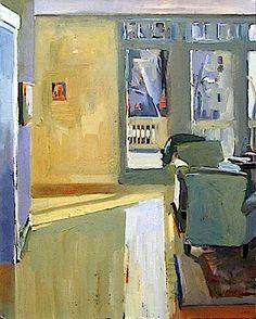 Carole Rabe - Winter Sunlight