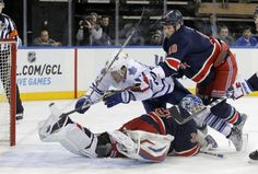 Defensive pairing of Marc Staal and Michael Del Zotto give NY Rangers front line added scoring punch