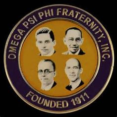 Omega Psi Phi Fraternity  Founded 1911