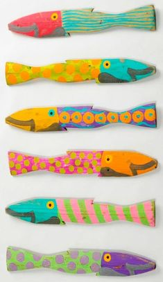 Islander Fence Fish . More Fish by tamra