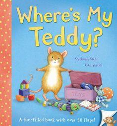 Where's My Teddy? by Stephanie Stahl et al., http://www.amazon.co.uk/dp/1848952961/ref=cm_sw_r_pi_dp_xulmtb1YQHAZ0