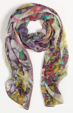 Front Row Society Intertwined Scarf available at Nordstrom