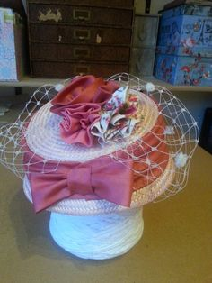 My hat for the wedding