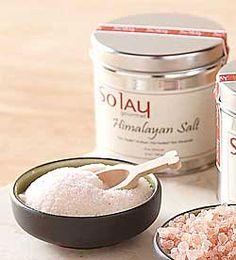 Solay Himalayan Salt - Fine Ground, IsabellaCatalog.com