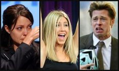 Jennifer Aniston Memes Are the Best Part of Angelina Jolie & Brad Pitt's Divorce - www.BandRumors.com