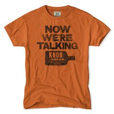 Who's buying me this?! Knob Creek Tee #KnobCreek #Whiskey