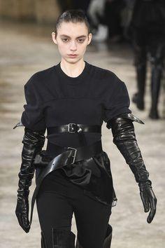 Ann Demeulemeester, Fall-Winter 2018, Paris, Womenswear