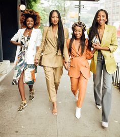 """Nikki. Meghan. Shay. Brandy on Instagram: """"Blazer game STRONG!!!! // thanks to all of you that have sent your resumes in! We will be sending out times for interviews in the next few…"""""""