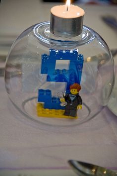Lego table NumberS