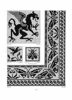 Книга Belle Robinson - Priscilla Filet Croshet Book: A collection of Beautiful Designs in Filet Croshet. Обсуждение на LiveInternet - Российский Сервис Онлайн-Дневников