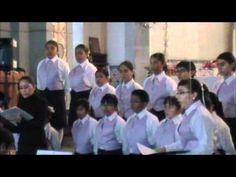 Pergolesi Stabat Mater Sancta Mater (Niños Cantores Buap)