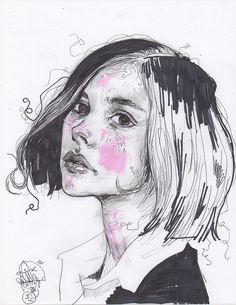 By TERBY WONDER #chinup #paintsplatter