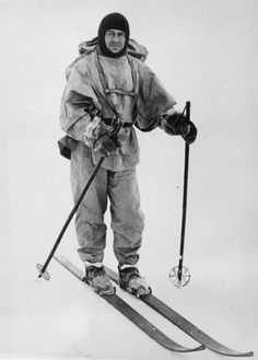SOUTH POLE EXPEDITION SCOTT