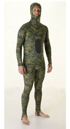 Riffe Lycra Suit (Reef, XX-Large) *** You can get more details by clicking on the image.