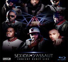 Sexion D'Assaut dévoile les premières images de leur Dvd à Bercy...