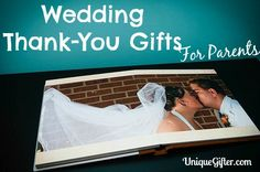 Wedding Thank You Gifts Unusual : Wedding Gift Ideas on Pinterest Wedding Gifts, Wedding Thank You ...