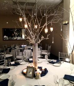 1000 ideas about twig centerpieces on pinterest for Twig centerpieces for weddings