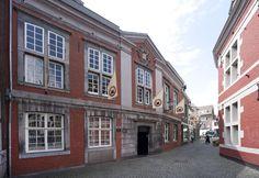 Bisschopsmolen. Amazing bakery just around the corner. Best bread imaginable!