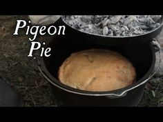 Dutch Oven Baking - Meat Pies   Jas. Townsend and Son, Inc. {video}