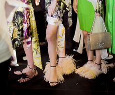 @emiliopucci S/S 2016  @backstageat   See more @voguemagazine: http://bkstge.at/MFW-PHOTO-DIARY-VOGUE