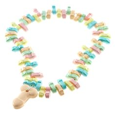 Penis Candy Necklace - pinata?