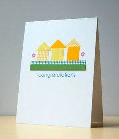 new home card by Christina Kowalczyk