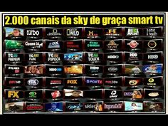 tv gratis pelo sinal da sua propria internet WWW.ANTI-INVASAO.COM - YouTube