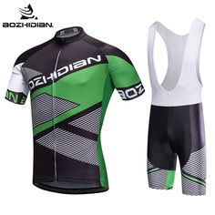2017 AZD47 Short Sleeve Cycling Jersey Summer Men MTB Pro Team Cycling Clothing Maillot Ropa Ciclismo Mujer Hombre Set
