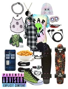 """""""That one kid"""" by diana-littlefield ❤ liked on Polyvore featuring Vans, Samsung, Rails and Sennheiser"""