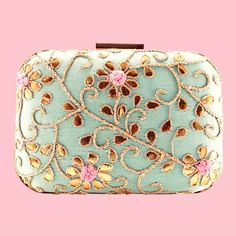 Buy Designer Clutch Bags at the most reasonable rates.