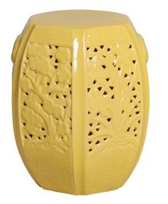Great Prices On Yellow Garden Stool. Free Shipping!