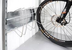 10 Fahrradgarage Ideen in 2020 | fahrradgarage, biohort, fahrrad