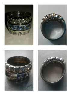 Marion Rehwinkel Jewellery Engagement Ring Before and After