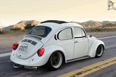 Late Model VW Beetle