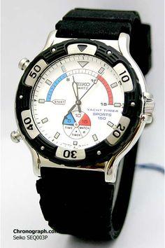 Seiko Yacht Timer Sports 150
