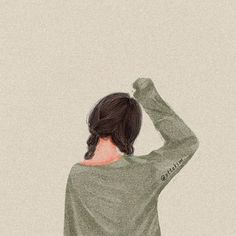 22 ideas digital art girl pictures for 2019 Gravure Illustration, Woman Illustration, Aesthetic Anime, Aesthetic Art, Girl Cartoon, Cartoon Art, Cover Wattpad, Art Watercolor, Drawings Of Friends