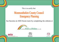 Monmouthshire County Council - Emergency Planning Team